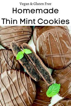 Delicious Cookie Recipes, Best Vegan Recipes, Vegan Dessert Recipes, Vegan Sweets, Yummy Cookies, Vegan Food, Free Recipes, Keto Recipes, Vegan Donut Recipe