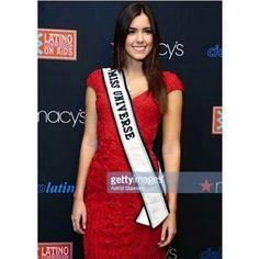Miss Universe, Paulina Vega Miss Universe 2014, Sari, Fashion, Colors, Paulina Vega, Saree, Moda, La Mode, Fasion