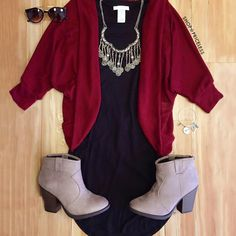 Solitaire Dress - Black