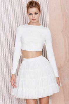 M.A.C Nasty Gal Stunner Tutu Skirt