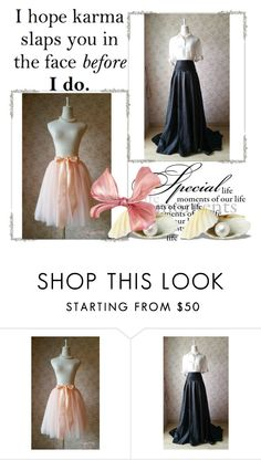 """Dressromantic/7"" by amira-1-1 ❤ liked on Polyvore featuring dressromantic"