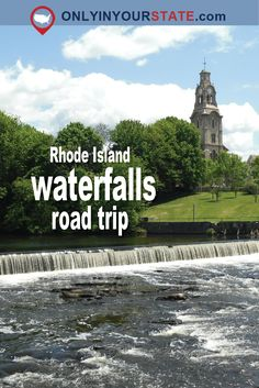 Travel   Rhode Island   Attractions   Things To Do   Explore   Adventure   Weekend   Activities   Waterfall   Road Trip
