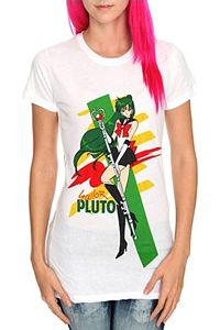 Sailor Pluto Sailor Moon tee from Hot Topic!  More info and links on where to buy this Sailor Moon tee can be found here: http://www.moonkitty.net/buy-new-sailor-moon-tshirts.php