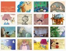 Exposición del Foro de Ilustradores en la Feria del Libro de Buenos Aires - Año 2011