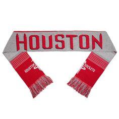Houston Rockets Forever Collectibles Unisex Reversible Split Logo Scarf