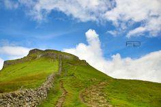 Pen-y-ghent peak by Khalid_Fineza  Details