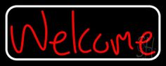 Red Wel e Open Green Line Neon Sign #0: bd b75b6e49c1559a25fdd9a9c76