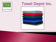 If you are looking to shop for gym towels, then the best way is to seek online. There are many online stores, offering a wide assortment of these towels designed for resorts only. One of the names is Towel Depot Inc. The online store offers resort towels and many other kinds at affordable rates.