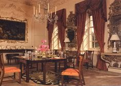 loveisspeed.......: Prince Charles Unveils Dumfries House..Scothland