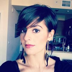 My friends are encouraging me to get a pixie cut and I'm not sure how to feel....