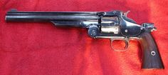 """Smith & Wesson """"Model 3 American 2nd Model"""" Cal. 44"""