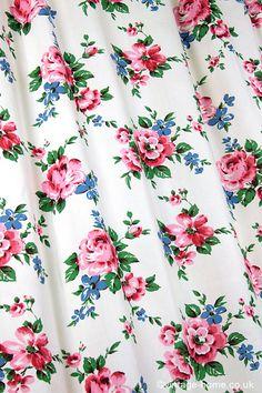 Vintage Home - Century textiles and vintage homewares Vintage Crafts, Shabby Vintage, Vintage Pink, Vintage Style, Century Textiles, Shabby Fabrics, Granny Chic, Linens And Lace, Rose Cottage