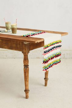 Nomades Table Linen - anthropologie.com