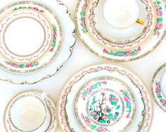 "Image of ""Tribeca"" Fine China, 5 piece place setting"