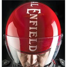 Royal Enfield Continental GT Helmet -  http://www.way2speed.com/2014/01/royal-enfield-continental-gt-helmet.html Royal Enfield Continental GT Helmet, Royal Enfield Continental Appare, Royal Enfield Continental GT, Royal Enfield AGV Open-Face Helmet,