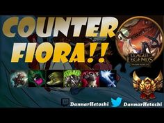 Putting Fiora in her place! https://youtu.be/onn_uYYljgY #games #LeagueOfLegends #esports #lol #riot #Worlds #gaming