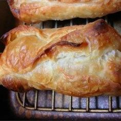 Mark's English Sausage Rolls Recipe Appetizers with pork, frozen pastry puff sheets, dijon mustard, beaten eggs Welsh Recipes, Uk Recipes, Sausage Recipes, Cooking Recipes, English Recipes, British Recipes, English Sausage Rolls Recipe, Turkey Breakfast Sausage, Turkey Sausage