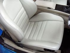 Leather restoration, recolouring & colour change kit to dye leather. Used to restore or colour change leather car interior, upholstery, furniture and all other items of leather. Leather Furniture Repair, Leather Repair, Dark Interiors, Colorful Interiors, Leather Restoration, Furniture Reupholstery, Homemade Xmas Decorations, Decoration For Ganpati, The Body Shop