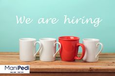 WE ARE HIRING! ManiPedi is looking for qualified nail technicians, beauty therapists and junior store managers for our Southern Suburbs and Canal Walk stores. If you have what it takes then please send your CV to tami@manipedi.co.za