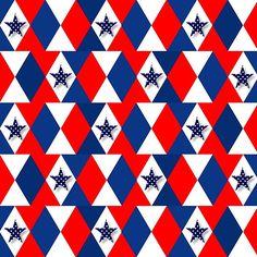 Patriotic Color Pattern