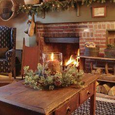 cozy prim Christmas