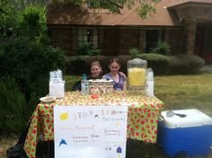 Dad & entrepreneur learns valuable lessons for startups thru Lemonade Day experience with his daughters.