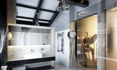 20+ Masculine & Stylish Bathrooms That You Will Want to Live In -
