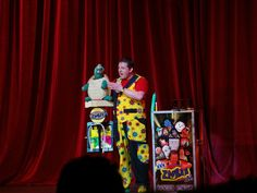 Blackpool Magic Convention 2013 - BRITISH CHILDRENS ENTERTAINERS Winner  - Zoobee