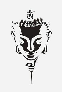 Buddah Face Slim Fit T Shirt Jishnu Buddha Tattoo - Buddah Face Slim Fit T Shirt Buddha Tattoos Buddhism Tattoo Buddha Tattoo Design Body Art Tattoos Zen Tattoo Ganesh Tattoo Tatoo Face Tattoos Buddha Art Looks Like A Badass Buddha Stencil To Me N Buddha Tattoo Design, Buddha Tattoos, Octopus Tattoos, Animal Tattoos, Kunst Tattoos, Body Art Tattoos, New Tattoos, Tattoos For Guys, Sleeve Tattoos