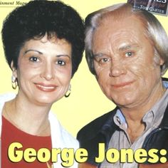 """The Life of George Jones Part 1: """"My Wife Nancy Saved Me From Murderous Drug Dealers"""" (1996)  PART ONE OF A TWO-PART SAMPLE FROM GEORGE'S AUTOBIOGRAPHY.  George Jones 