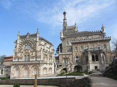 Palacio de Buçaco(Portugal)