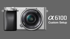 Mark Galer (Sony Imaging Ambassador) sets up an A6100 camera straight out of the box.