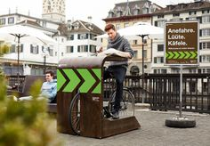 Five Fantastic Ideas for Public Furniture in Cities
