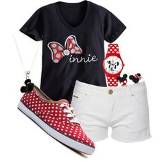 Disneyland outfit... :)