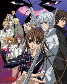 Vampire Knight poster Group http://www.abystyle-studio.com/en/vampire-knight-posters/110-poster-affiche-vampire-knight-groupe.html