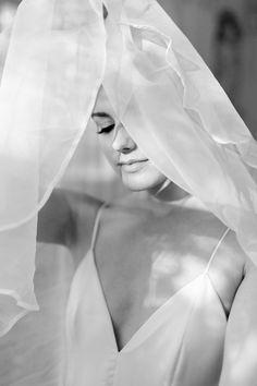 Chiffon, Fine Art, Bridal, Wedding Dresses, Top, Hand Sewn, Silk, Bridle Dress, Silk Fabric
