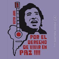 Victor Jara, Latina, Protest Posters, Native Indian, Graphic Design Inspiration, Zine, Memes, Revolution, Graphic Art