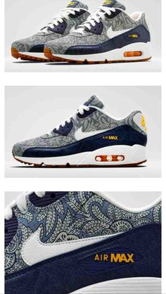 Sold out! Nike Air Max 90 Liberty
