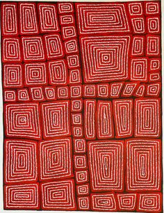Medium Acrylic on Canvas Dimensions 90x120cm Name Tingari Cycle ID TT283 Artist Thomas Tjapaltjarri