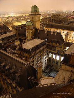 Paris-Sorbonne University   J'ai eu l'occasion de la visiter et c'est magnifique