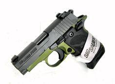 Sig Sauer P238 TALO Army Green .380 ACP #CCW [New in Box] $599.99 | MMP Guns