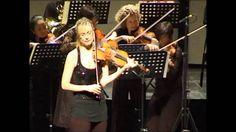 Mozart's Violin Concerto No. 5, 3rd Movement