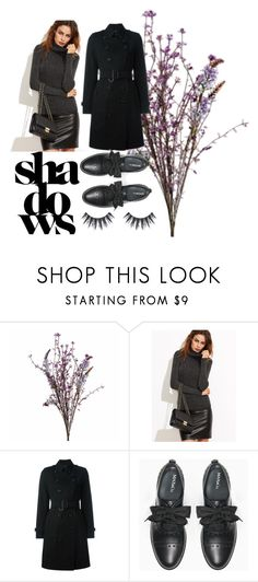 """""""Untitled #50"""" by melsonxoxo on Polyvore featuring Abigail Ahern, Burberry and Max&Co."""