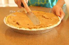 Easy Ice Cream Pie #icecream #pie #dessert