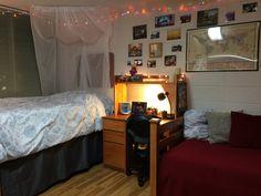 College Dorm Room- Reid Hall, University of Arkansas