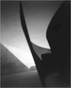 """Richard Serra's sculpture """"Joe"""", Pulitzer Foundation for the Arts in St. A Level Photography, Japanese Photography, Contemporary Photography, Street Photography, Landscape Photography, Portrait Photography, Hiroshi Sugimoto, Tokyo, Artist Project"""