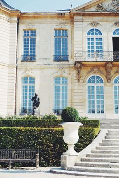 Musee Rodin Paris / places to see in france / architecture / art / statues / museums / travel / wanderlust The Places Youll Go, Places To See, Places Ive Been, Belle France, I Love Paris, Paris Paris, Paris City, Belle Villa, Paris Ville
