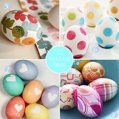 more Easter egg ideas
