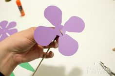 How to make paper flowers 3d paper tulips pinterest 3d paper how to make paper flowers 3d paper tulips practically functional mightylinksfo