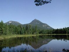 Double top, Baxter state park.